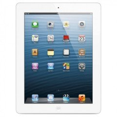 Tablet Apple iPad Retina, Wi-Fi + Cellular, CZ, white